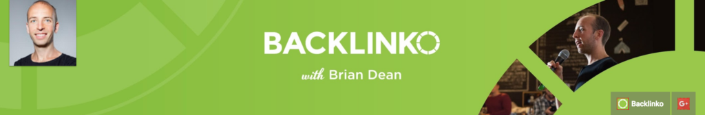 Brian Dean Backlinko Youtube