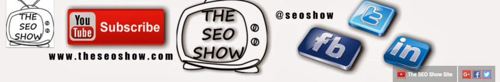 The SEO Show YouTube