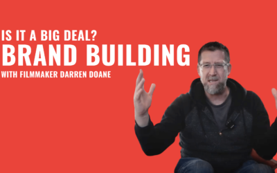Episode 5: Marketing Vs Branding With Filmmaker Darren Doane